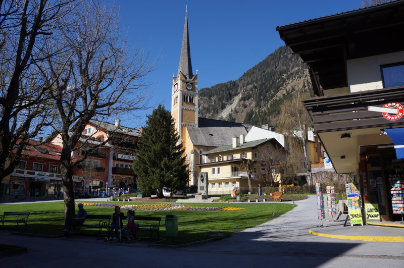 Bad Hofgastein centrum