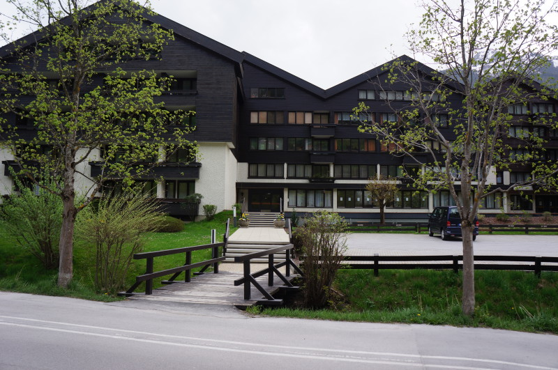 Ubytování v apartmánu Alpáček