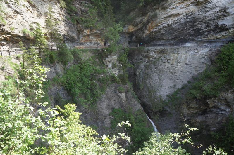 Gasteiner Höhenweg - turistika