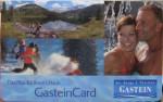 Levná dovolená - Gastein Card