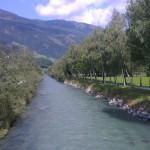 Řeka Ache