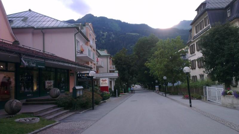 Bad Hofgastein - obchody