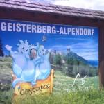 Rodinná dovolená s dětmi ve Světě duchů v Alpendorfu