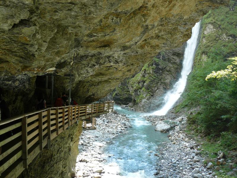Kam na výlet - Liechtensteinklamm