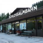 Lanovka Schlossalm