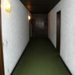 Chodba před apartmánem