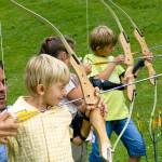 Aktivní dovolená při lukostřlebě - Gasteinertal Tourismus GBMH