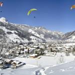 Paragliding - aktivní dovolená ve vzduchu