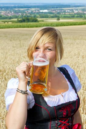 Dirndl, pivo a úžasná letní dovolená