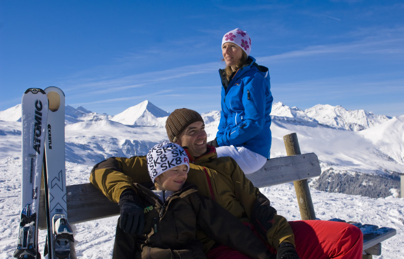 Aktivní dovolená v zimě