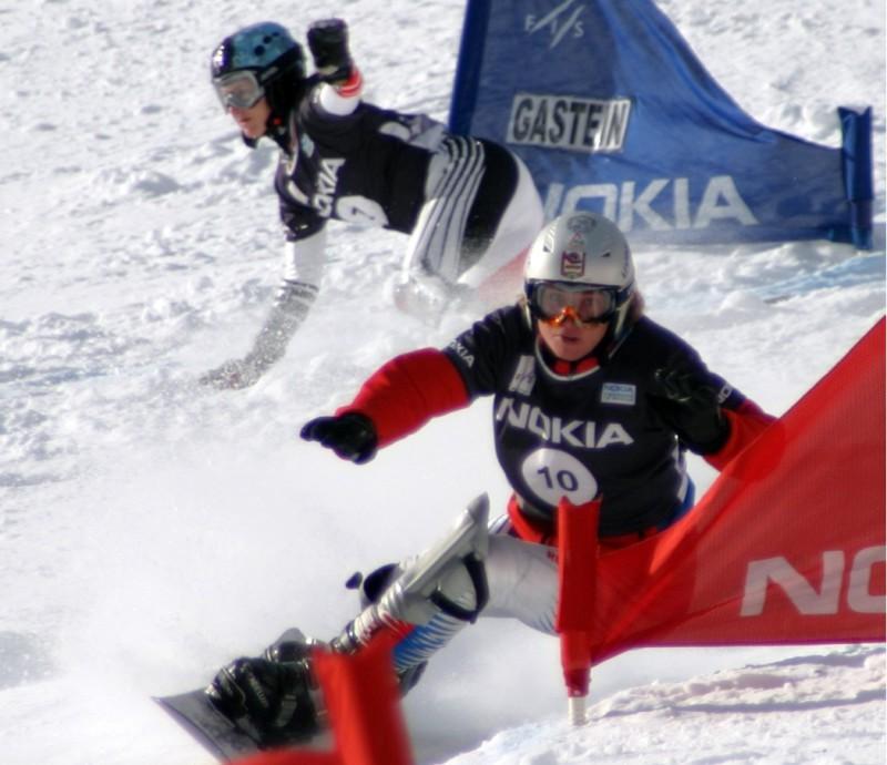 Snowboarding - mistrovství světa FIS