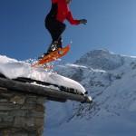 Pro aktivní dovolenou v zimě poslouží i sněžnice