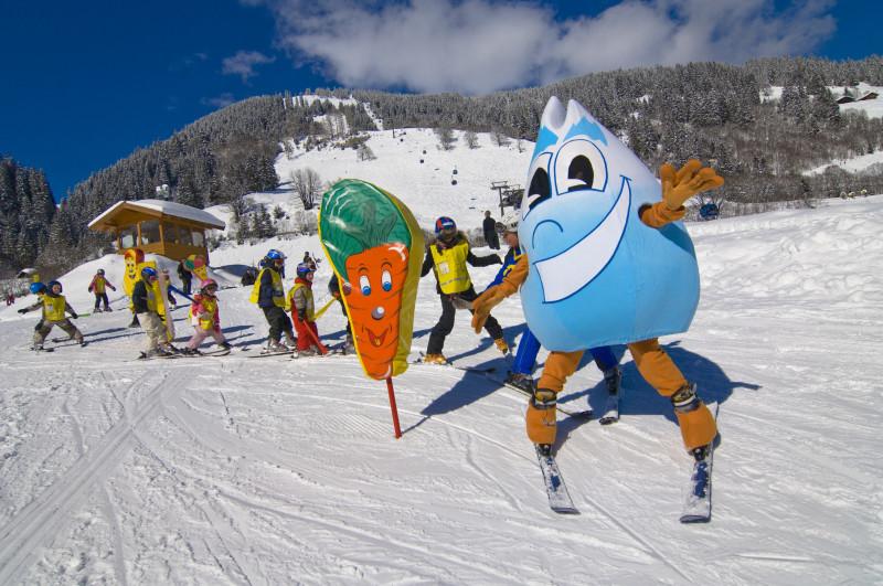 Gasti - zimní dovolená s dětmi
