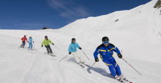 Jak vybrat dětské lyže