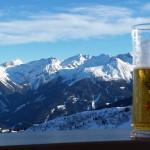 Pivo a hory :)