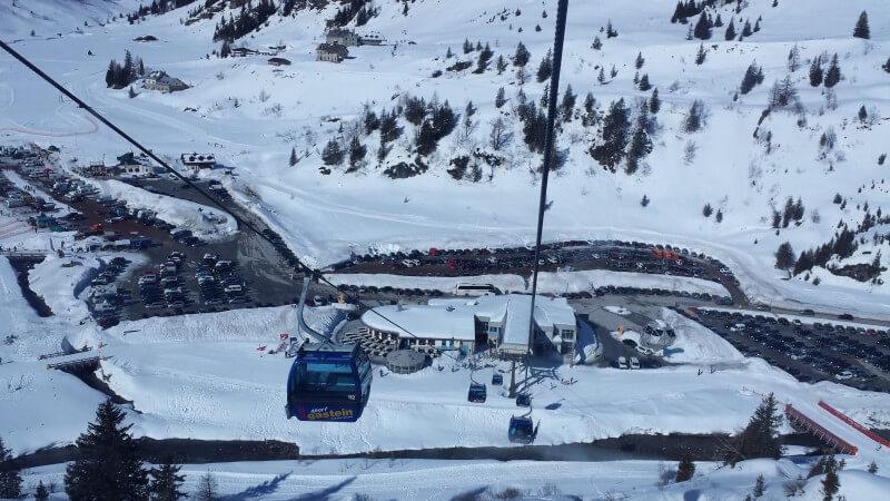 Lyžování se skipasem ve Ski amadé