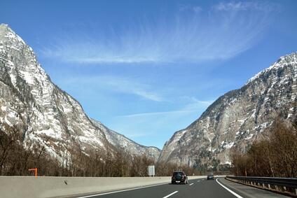 Dálnice v Rakousku a dálniční známky