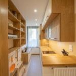 Kuchyň a linka